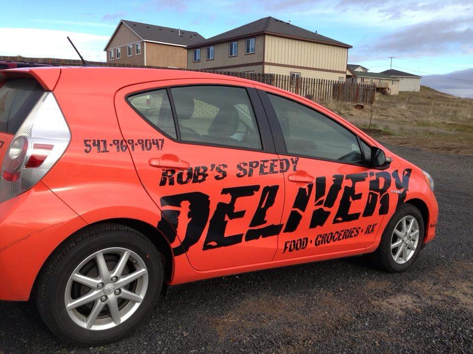 robs speedydelivery