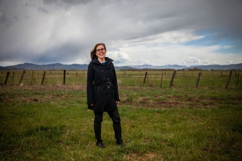 Kate Brown in Eastern Oregon
