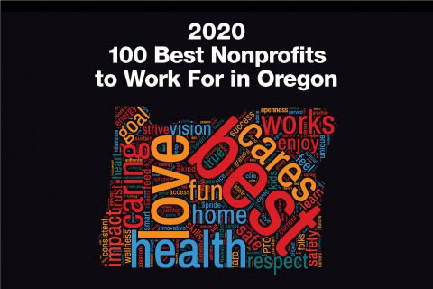 2020 100 Best Nonprofits to Work For in Oregon