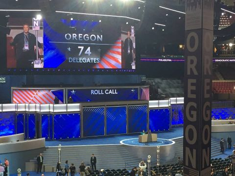Five snippets from the Oregon DNC delegation