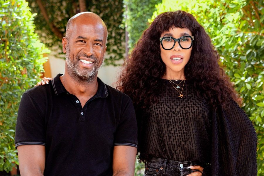 Silo Wellness CEO Douglas K. Gordon (left) and Cedella Marley (right)