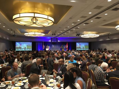 On the scene: NAFTA leads PNWER conference