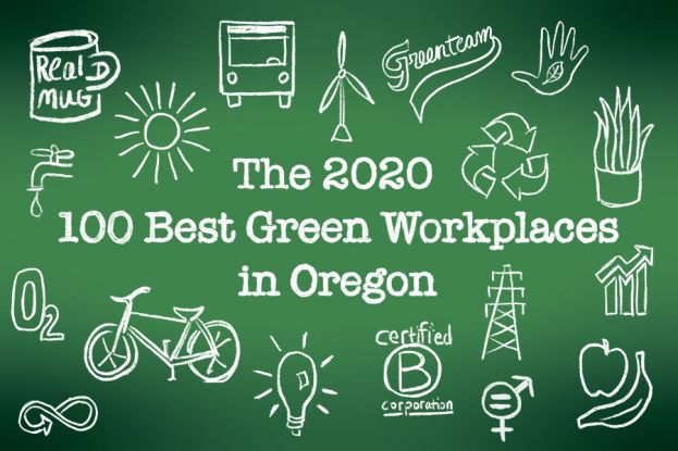 2020 100 Best Green Workplaces in Oregon - Digital Presentation