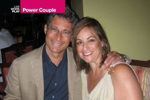 Power Couple: Steven Lightman & Megan Davis Lightman