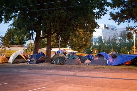 Homelessness reaches crisis proportions in Eugene