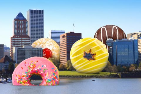 The PDX doughnut ecosystem