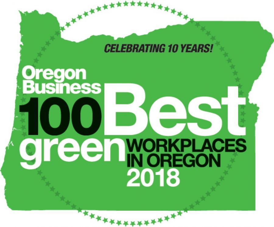 The 2018 100 Best Green Workplaces in Oregon