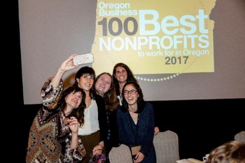 100 Best Nonprofits awards dinner photo gallery