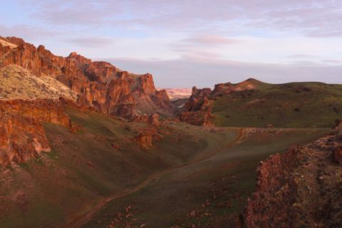 Owyhee Canyonlands: Another urban/rural divide