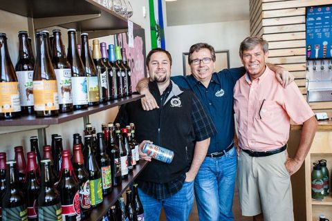 Craft Beer Bromance