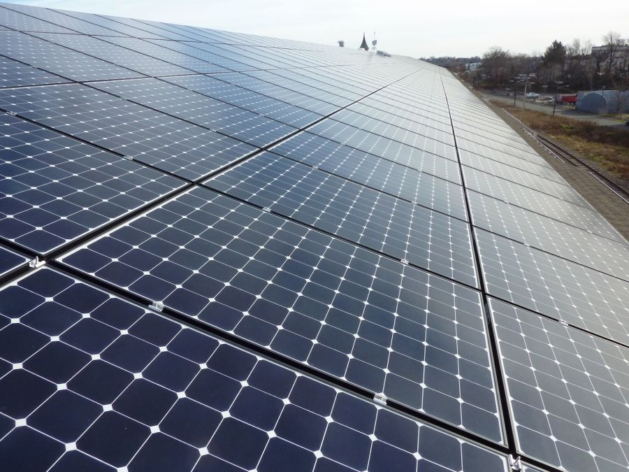 Rooftop solar is great, but half of US businesses can't install panels on-site.