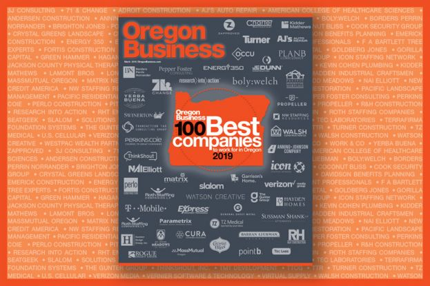 The 2019 100 Best Companies to Work For in Oregon