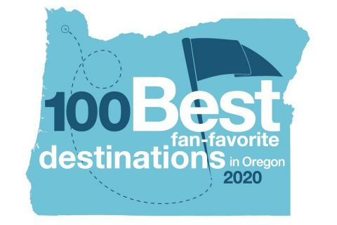 100 Best Fan-Favorite Destinations in Oregon for 2020 are announced