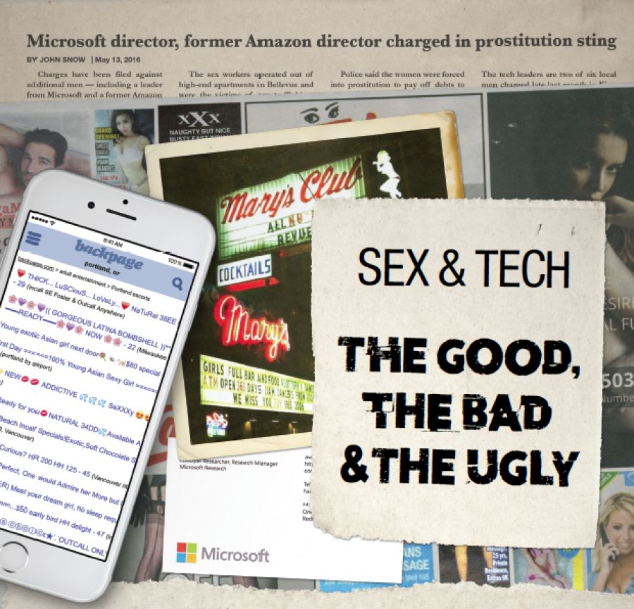 Pushing the boundaries: tech and sex workers
