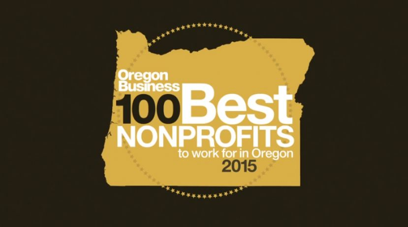 Video: 100 Best Nonprofits to Work For in Oregon 2015