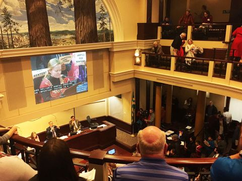 Portland approves relocation fee ordinance, effective immediately