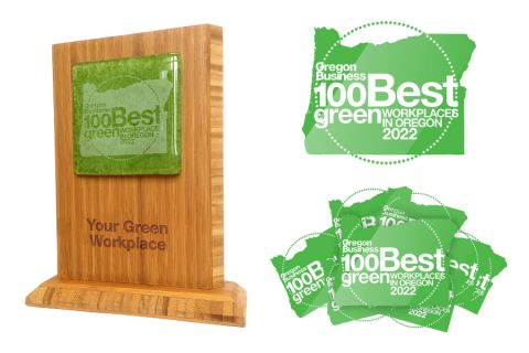 100 Best Green Workplaces Merchandise