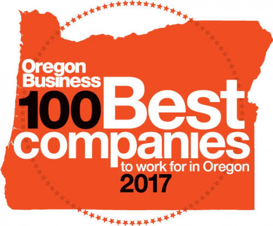 2017 100 Best Companies to Work For in Oregon