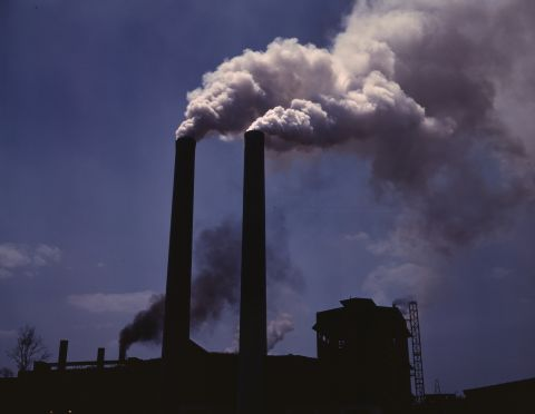 Carbon pollution bill back on the table