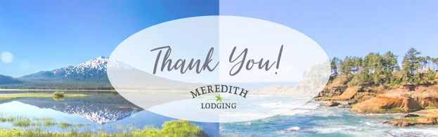 Meredith Lodging's Homeowners Come Together in the Wake of the Oregon Wildfires