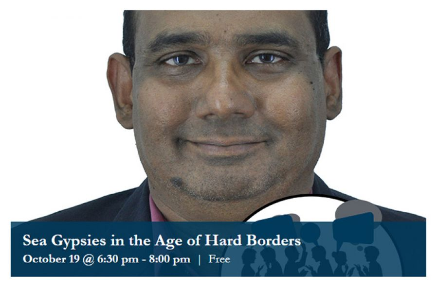 Malaysian Scholar Sanen G. Marshall to Speak on Statelessness