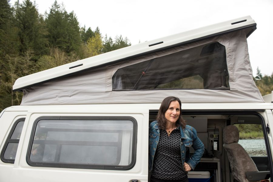 Outdoor maven: Food and farming leader launches camper van rental business