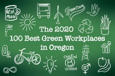 2020 100 Best Green Workplaces in Oregon