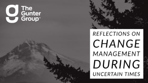 Reflections on Change Management in Uncertain Times
