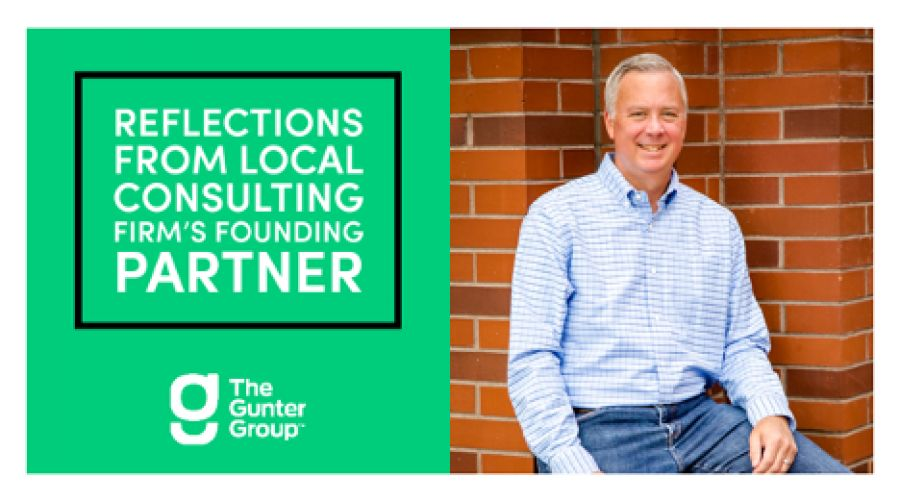 Reflections from Local Consulting Firm's Founding Partner