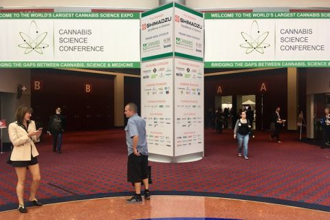 The 2018 Cannabis Science Conference at the Oregon Convention Center