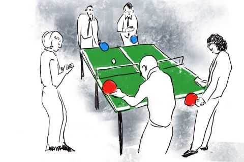 Biz Tips: Do PingPong Tables Really Boost Engagement?