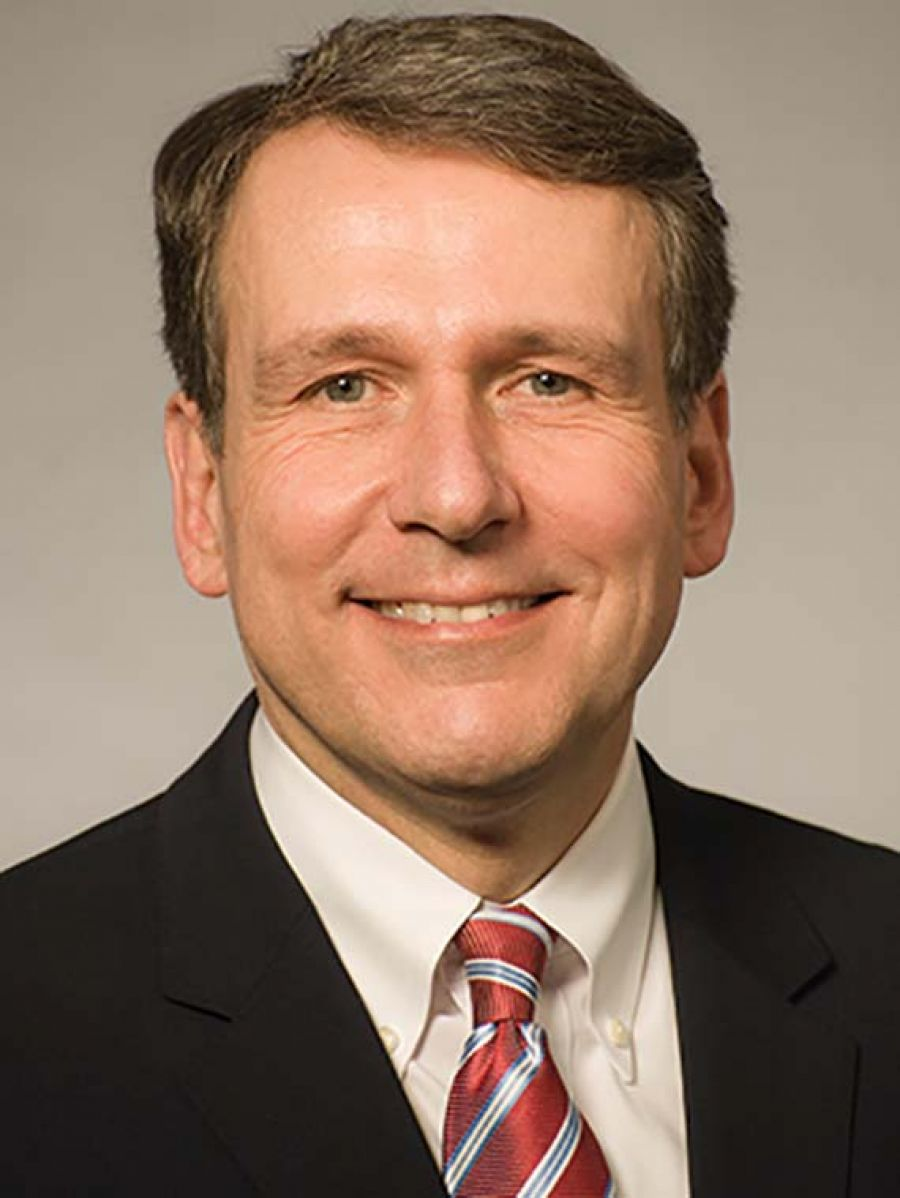 Jeff Deuel, CEO of Heritage Bank