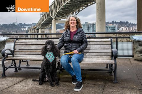 Katie McCarron, founder of Portland Pet Food Company
