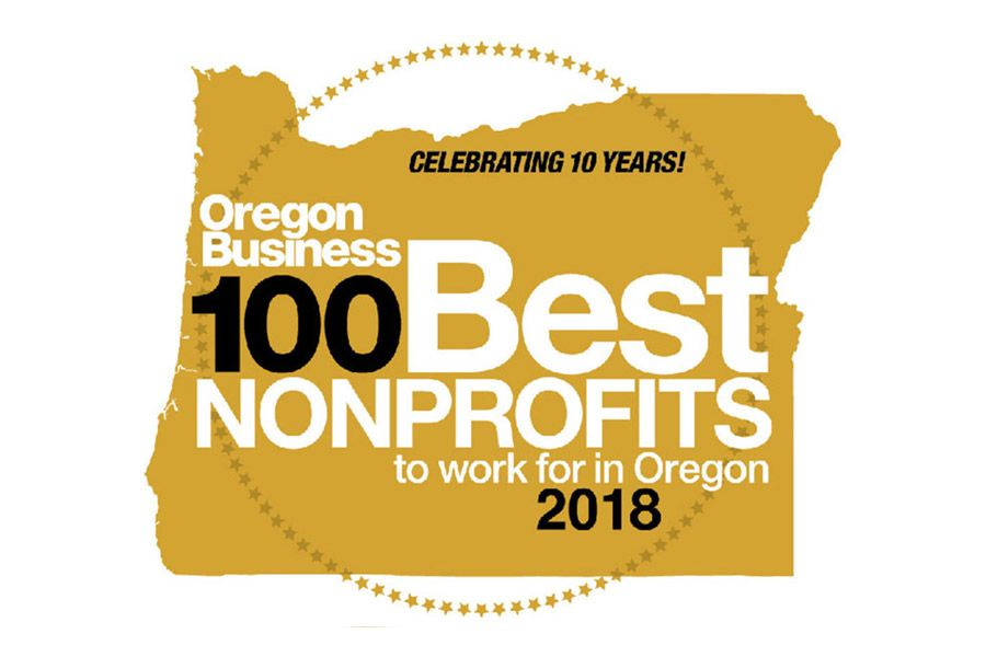 The 2018 100 Best Nonprofits to Work For in Oregon