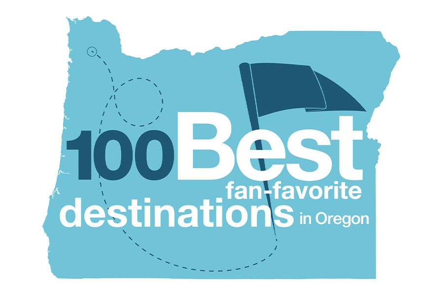 2021 100 Best Fan-Favorite Destinations in Oregon UPDATE