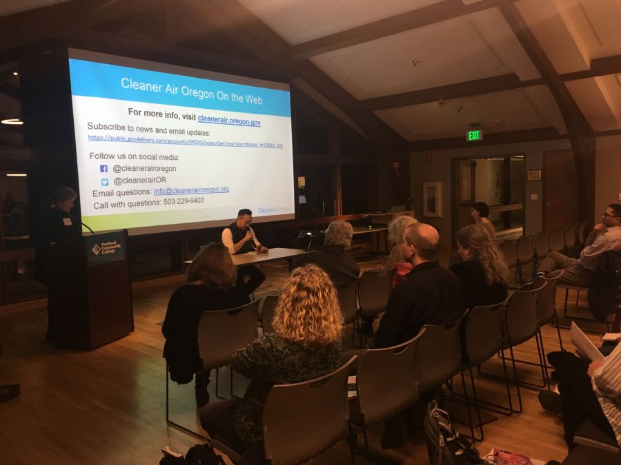 On the Scene: Advocacy and industry groups comment on Cleaner Air Oregon rules